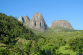 Tres Picos, Atlantic Rainforest, Brazil Royalty Free Stock Photo