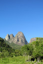 Tres Picos National Park resort Royalty Free Stock Photo