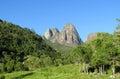 Tres Picos National Park Royalty Free Stock Photo