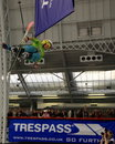 Trespass Big Air Competition (London) Royalty Free Stock Photos