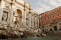 Trevi Fauntain Royalty Free Stock Photography