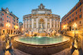 Royalty Free Stock Photography Trevi fountain, Rome