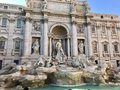 Trevi Fountain in Rome never gets old