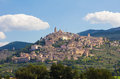 Trevi, Umbria Royalty Free Stock Photo
