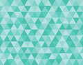 Triangle green Background Pattern
