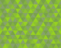 Triangle green  Background Pattern Royalty Free Stock Photo