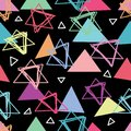Triangle how can do seamless pattern