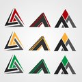 Triangle logo, Company Logo