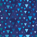 Triangle step seamless pattern Royalty Free Stock Photo