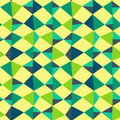 Triangles background seamless pattern Royalty Free Stock Photo