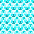 Triangles seamless pattern background