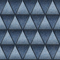 Triangular style - Abstract decorative panels - Imaginary design Royalty Free Stock Photo