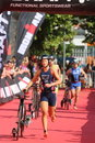 Triathlon triathlete sport healthy exercise bike