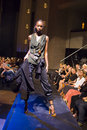 Tribal Chic Fashion Show Royalty Free Stock Image