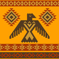 Tribal eagle vector illustration