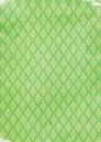 Tribal ikat diamond pattern background green blue repeating web print design Stock Images