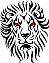 Royalty Free Stock Photos Tribal lion