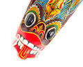 Tribal mask Royalty Free Stock Photography