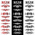 Tribal Tattoo Pack, Vector Royalty Free Stock Photos