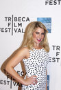 Tribeca film festival new york ny april actress ari graynor attends the mistaken for strangers premiere during the opening night Royalty Free Stock Images