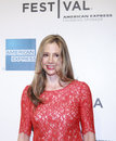 Tribeca film festival new york ny april actress mira sorvino attend the mistaken for strangers premiere during the opening night Stock Photo