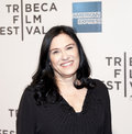 Tribeca film festival new york ny april barbara kopple attends the mistaken for strangers premiere during the opening night of the Royalty Free Stock Photography