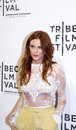 Tribeca film festival new york ny april elvis presley s granddaughter actress model riley keough attends the mistaken for Stock Image