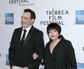 Tribeca film festival new york ny april liza minnelli with guest attend the mistaken for strangers premiere during the opening Stock Image