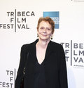 Tribeca film festival new york ny april screenwriter naomi foner attends mistaken for strangers opening night premiere during the Stock Image