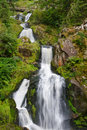 Triberg waterfalls, Germany Royalty Free Stock Image