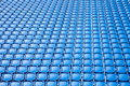 Tribune seats Royalty Free Stock Photos