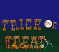 Trick Or Treat Royalty Free Stock Images