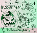 Trick or treat - Halloween party