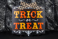 Trick Or Treat Royalty Free Stock Photo