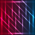 Tricolor diagonals abstract glowing background diagonal lines Stock Photos