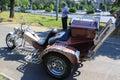 Trike Royalty Free Stock Photo