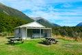 Trilobite Hut Royalty Free Stock Photo