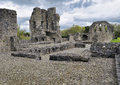 Trim priory of st john the baptist ruin co meath ireland Stock Images