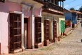 Trinidad cuba the old town unesco world heritage site Royalty Free Stock Image