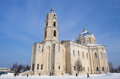 Trinity cathedral in gus zhelezny russia Stock Images
