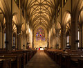 Trinity church Fotografia Royalty Free