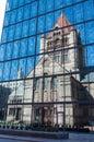 Trinity Church, Boston Royalty Free Stock Photo