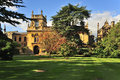 Trinity college gardens, Oxford Royalty Free Stock Image