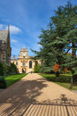 Trinity College. Oxford, England Royalty Free Stock Images