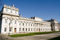 Trinity laban conservatoire greenwich historic buildings designed by sir christopher wren now part of the a world heritage site Royalty Free Stock Photo