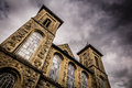 Trinity united reformed church in high wycombe in england uk Royalty Free Stock Photo