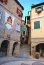 Triora, imperia, italy Royalty Free Stock Photography