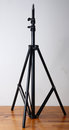 Tripod picture of a studio Royalty Free Stock Images