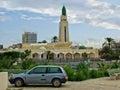 Tripoli mosque Royalty Free Stock Photo