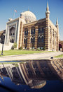 Tripoli Mosque in Milwaukee Stock Photography